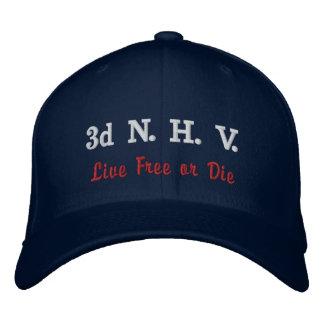 Boné Terceiro New Hampshire oferece o chapéu