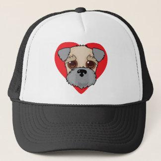 Boné Terrier Wheaten enfrenta