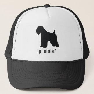 Boné Terrier Wheaten Macio-Revestido