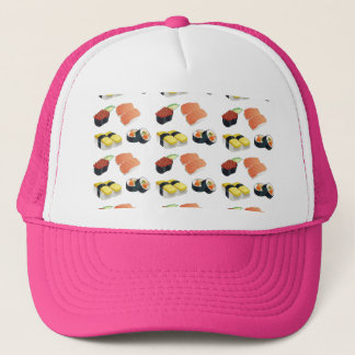 Boné Teste padrão do sushi