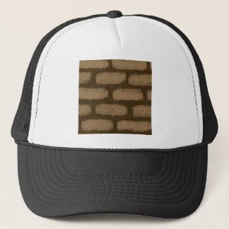 Boné Teste padrão dos tijolos de Brown