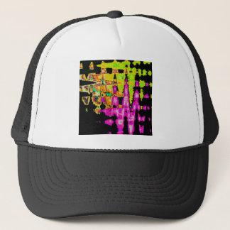 Boné Teste padrão surpreendente bonito das cores de
