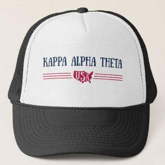 Boné Teta alfa | EUA do Kappa