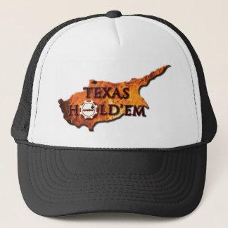 Boné texasholdemCY