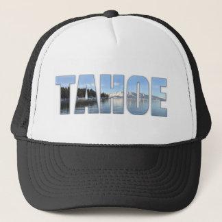 Boné Texto de Lake Tahoe