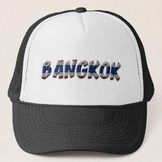 Boné Texto elegante da tipografia de Banguecoque