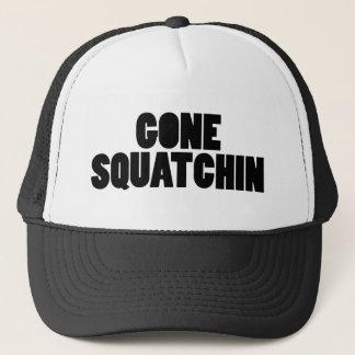 Boné Texto ido O contínuo de Squatchin