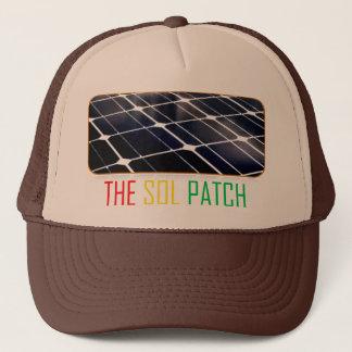 Boné TheSOLPatch - chapéu do camionista