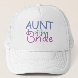 Boné Tia da noiva