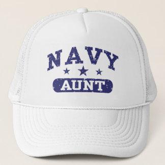 Boné Tia do marinho