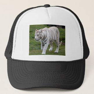 Boné Tigre branco
