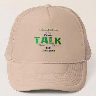 Boné tipo - chapéu