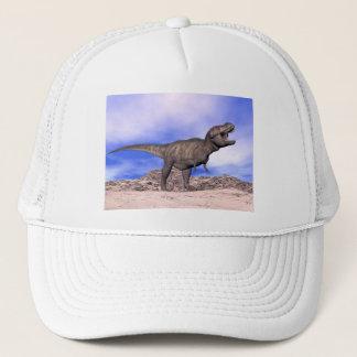 Boné Tiranossauro que ruje - 3D rendem