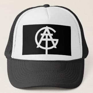 Boné Todo o bom logotipo das coisas AGT no preto