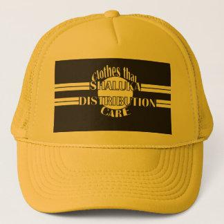 """Boné """"Todo o ouro tudo"""" chapéu do camionista"""