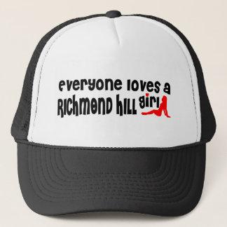 Boné Todos ama uma menina de Richmond
