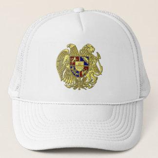 Boné Tons da jóia da brasão de Arménia