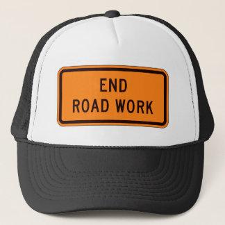 Boné Trabalho de estrada da extremidade agora!
