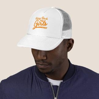 Boné Traga para trás a minhas meninas o chapéu do