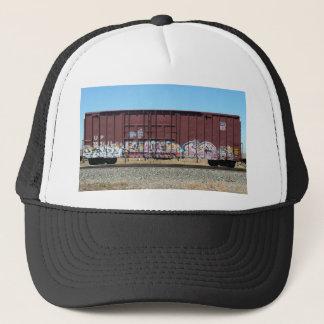 Boné Trem dos grafites - chapéu do camionista do