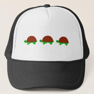 Boné Três tartarugas bonitos