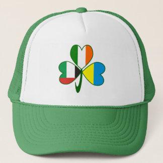Boné Trevo dos UAE Ucrânia Ireland
