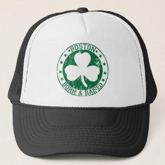 Boné Trevo green.png aumentado nascer de Boston