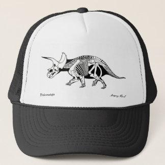 Boné Triceratops Gregory Paul do chapéu do dinossauro
