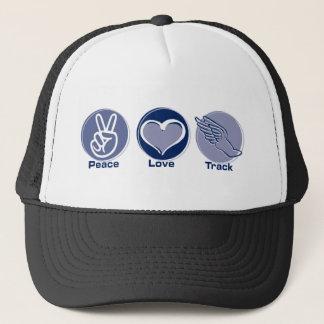 Boné Trilha do amor da paz