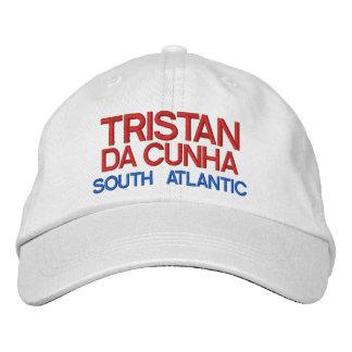 Boné Tristan a Dinamarca Cunha - chapéu do costume da