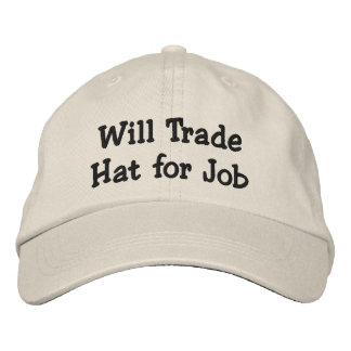 Boné Trocará o chapéu para o trabalho