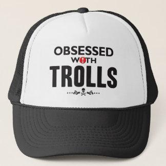 Boné Troll obcecados