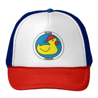 Boné trucker Desagradável Pato