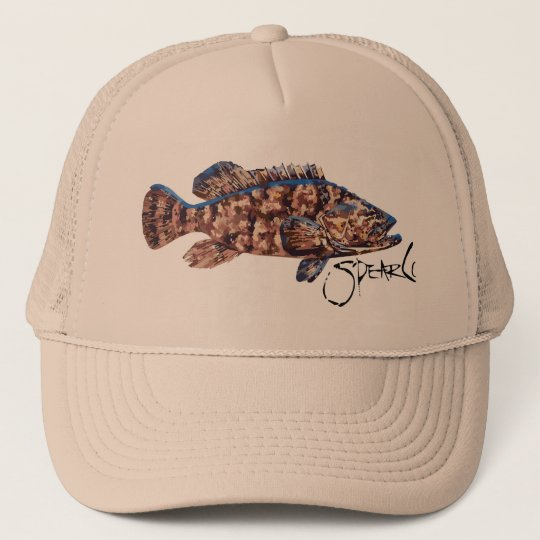 Boné Trucker Hat Grouper