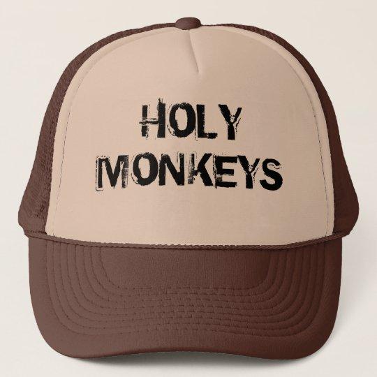 Boné trucker Holy Monkeys