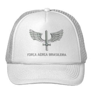 Boné Trucker Importado Força Aérea Brasileira FAB