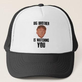 Boné Trunfo do big brother