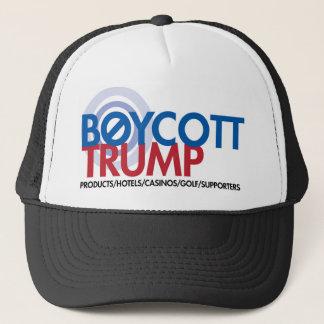 Boné Trunfo do boicote