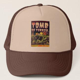 Boné Túmulo do chapéu ido indo indo do camionista do