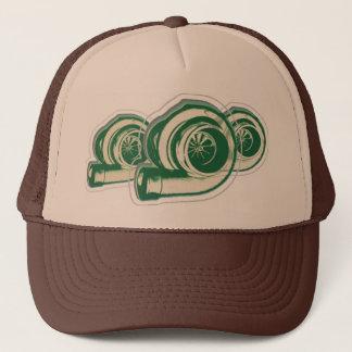 Boné Turbos verde