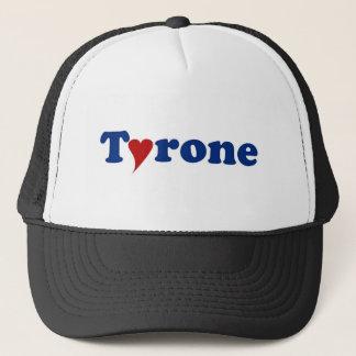 Boné Tyrone com coração