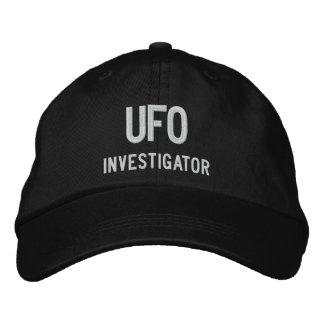 Boné UFO, investigador
