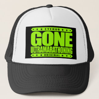Boné ULTRAMARATHONING IDOS - Eu sou ultra corredor de