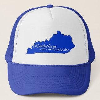 Boné Um homem de Kentucky