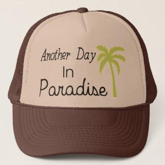 Boné Um outro dia no paraíso - citações