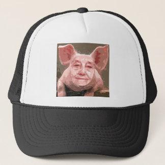 Boné Um porco esperto