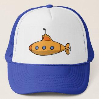 Boné Um submarino para explorar