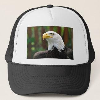 Boné Uma imagem da águia americana dos Estados Unidos