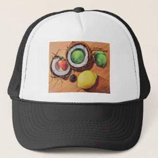 Boné Unidade do coco do limão do limão de StBerry