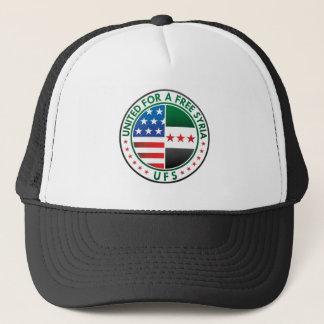 Boné unido para um Syria livre - chapéu